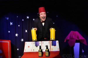 JLT! Tommy Cooper Show matinee added!