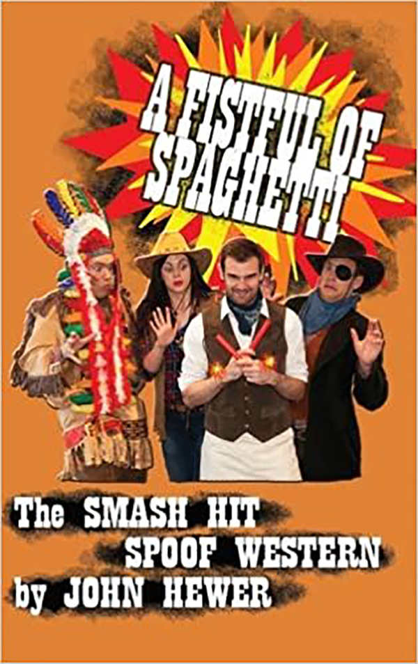 A Fistful of Spaghetti - The Smash Hit Spoof Western Paperback