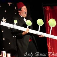John Hewer as Tommy Cooper
