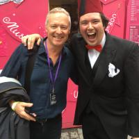 Rory Bremner and John Hewer (Edinburgh Fringe Festival 2018)